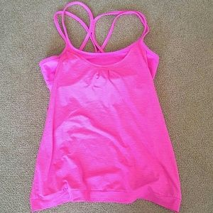 Athleta Strappy Layered Tank